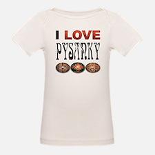 I love Pysanky 2 Tee