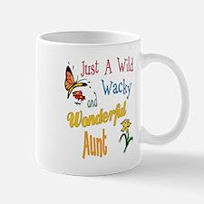 Wonderful Aunt Mug