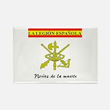 Spanish Legion Rectangle Magnet