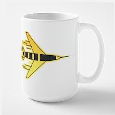 Yellow Jacket boat Mug