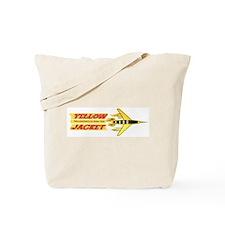 Yellow Jacket boat Tote Bag