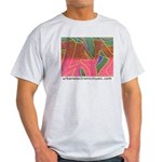 Graphitti Art - Light T-Shirt
