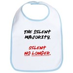 silent majority Bib
