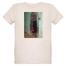 Girl in Doorway T-Shirt