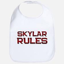 skylar rules Bib