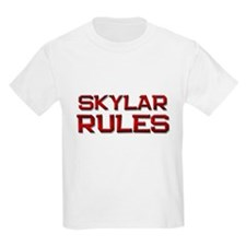 skylar rules T-Shirt