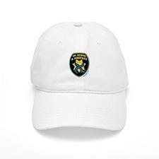 Thin Blue Line Serve Protect Baseball Cap