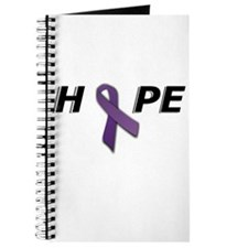 Cute Domestic violence awareness Journal