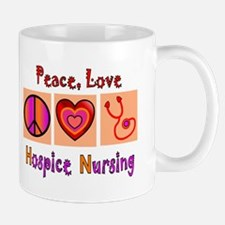 More Hospice Nursing Mug