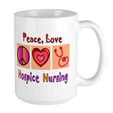 More Hospice Nursing Mug