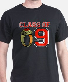 Class Of 09 (Red Ring) T-Shirt