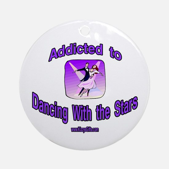 DANCING W/STARS 1 Ornament (Round)