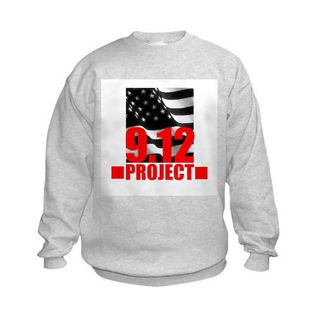 """The 9.12 Project"" Kids Sweatshirt"