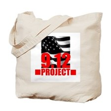 """""""The 9.12 Project"""" Tote Bag"""
