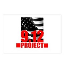 """""""The 9.12 Project"""" Postcards (Package of 8)"""