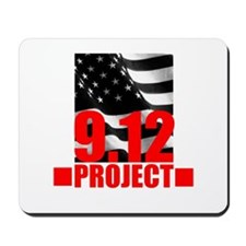 """The 9.12 Project"" Mousepad"