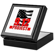 """The 9.12 Project"" Keepsake Box"