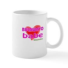 Unique South africa girl Mug
