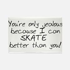 Skater Rectangle Magnet (10 pack)