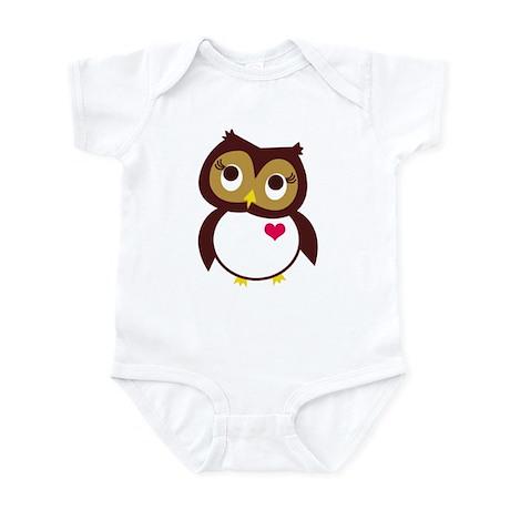 Owl Love You Infant Bodysuit
