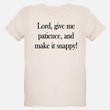 Prayer for Patience T-Shirt