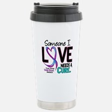 Needs A Cure 2 THYROID DISEASE Travel Mug