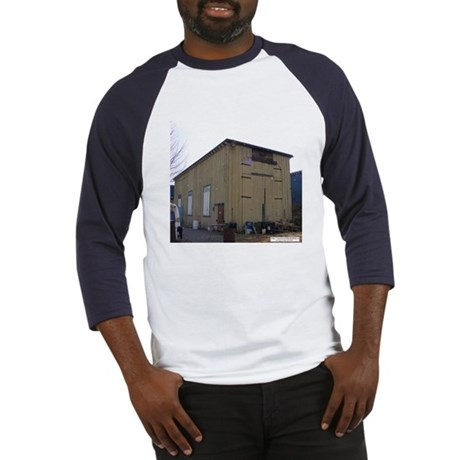 Engine Shed Baseball Jersey