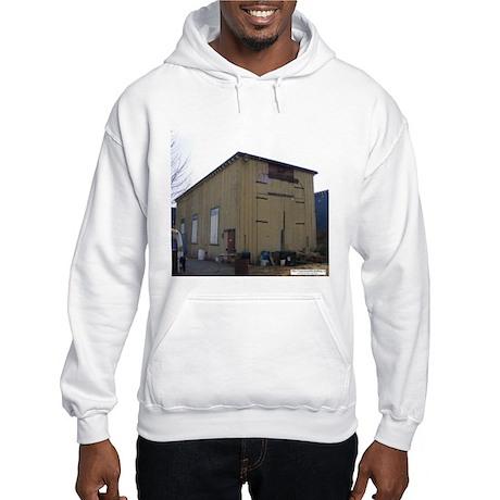 Engine Shed Hooded Sweatshirt