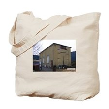 Engine Shed Tote Bag