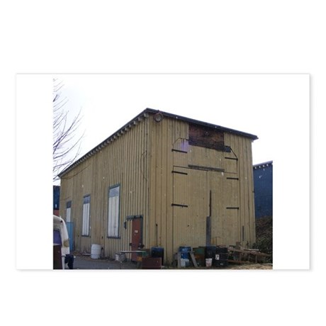 Engine Shed Postcards (Package of 8)