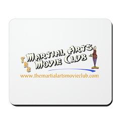 Martial Arts Movie Club Mousepad