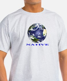 Earth Native T-Shirt