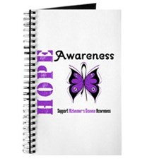 Alzheimer'sDisease Butterfly Journal