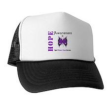 Alzheimer'sDisease Butterfly Trucker Hat