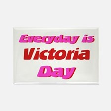 Everyday is Victoria Day Rectangle Magnet