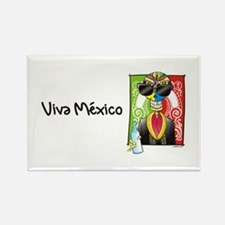 2-Calavero_largo_viva-mexico Magnets