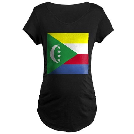 Comoran Maternity Dark T-Shirt