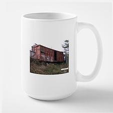 Boxcar Large Mug