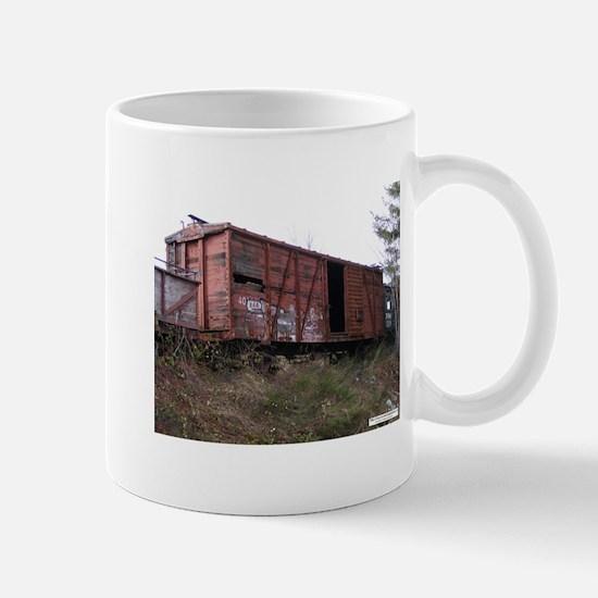 Boxcar Mug