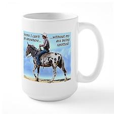 Appaloosa Mule Mug