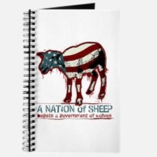 A Nation of Sheep Journal