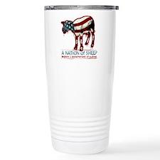 A Nation of Sheep Travel Mug