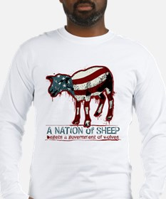 A Nation of Sheep Long Sleeve T-Shirt