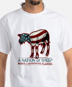 A Nation of Sheep Shirt