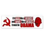 It must be Obama Bumper Sticker