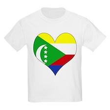 I Love Comoros T-Shirt