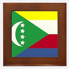 Comoran Framed Tile