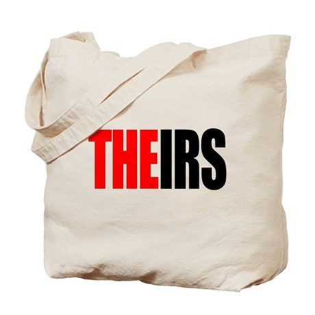 Theirs, The IRS Tote Bag