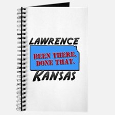 lawrence kansas - been there, done that Journal