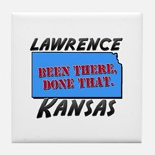 lawrence kansas - been there, done that Tile Coast